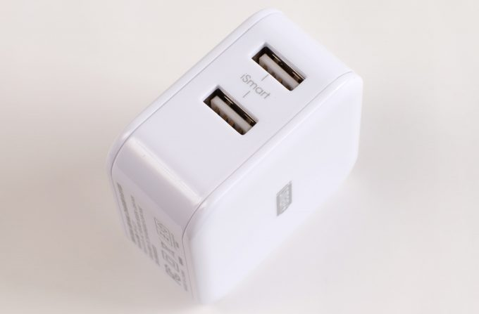 USBポート部分