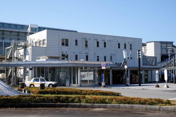 富山駅北口駅舎