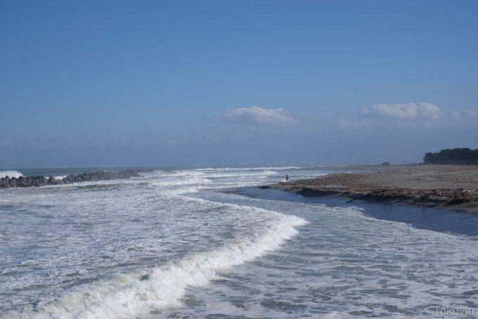 岩瀬浜海水浴場