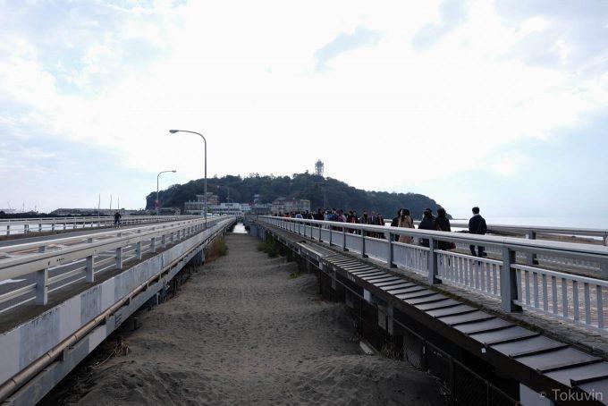 江ノ島大橋(X-T1 + XF16mm F1.4R)