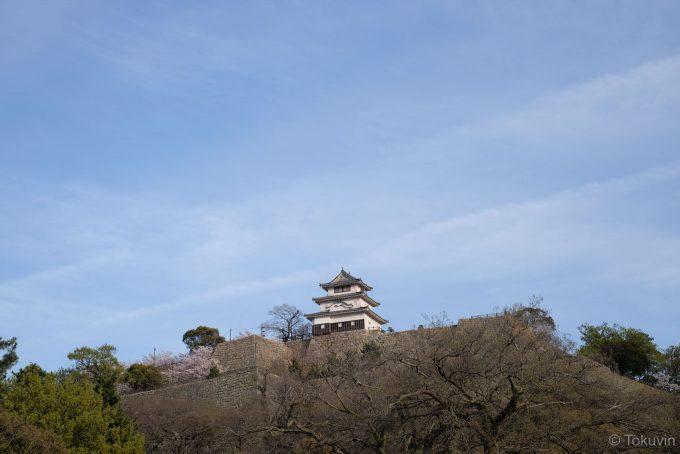丸亀城 (X-T1 + XF35mm F1.4R)