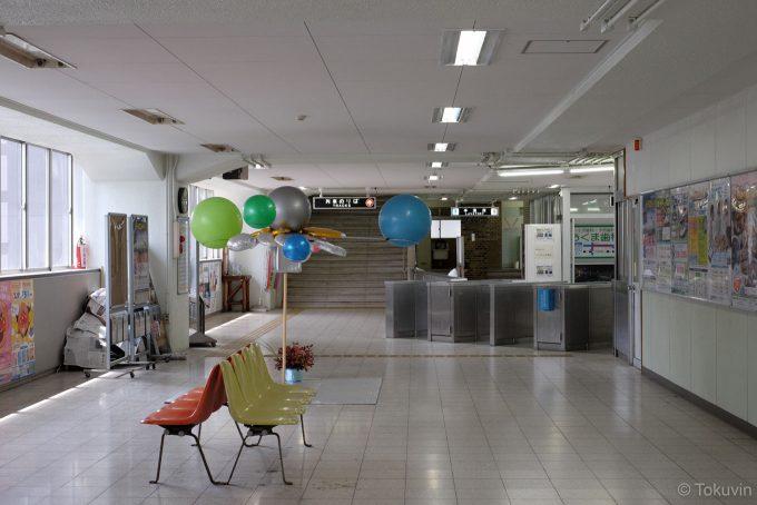 栗林駅2階 (FUJIFILM X-T1 + XF16mm F1.4R)