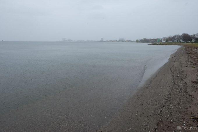 さいかち浜水泳場