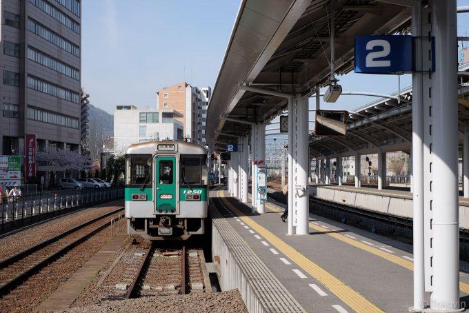 三本松行き 4321D