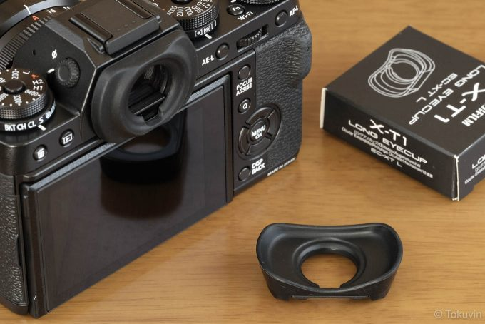 X-T1とEC-XT L