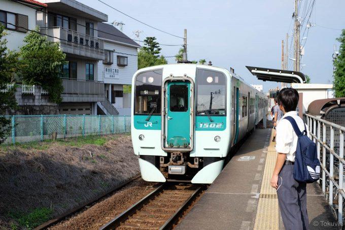 引田行き313D