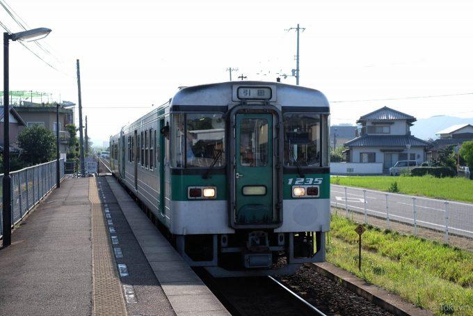 引田行き 345D