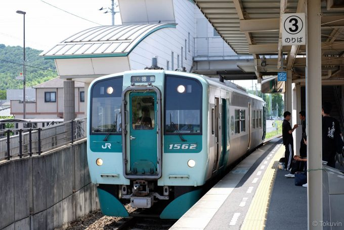 徳島行き4333D