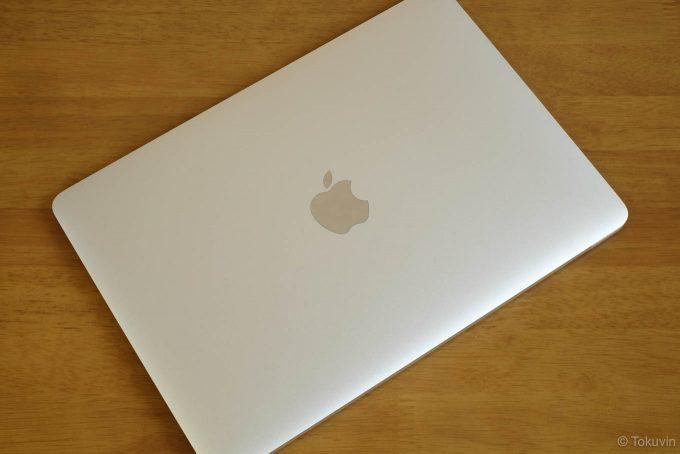 Macbookの外観