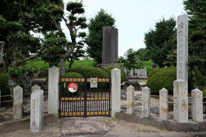 佐藤継信の墓