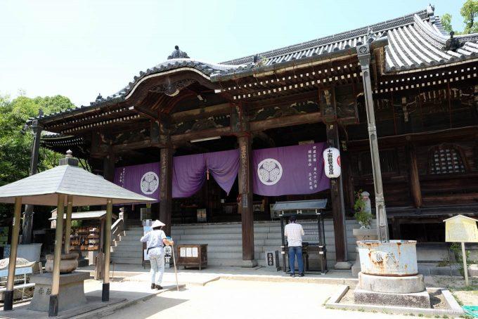 志渡寺 本堂