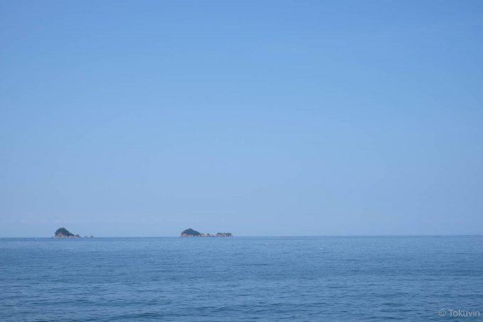 相生漁港からの眺め