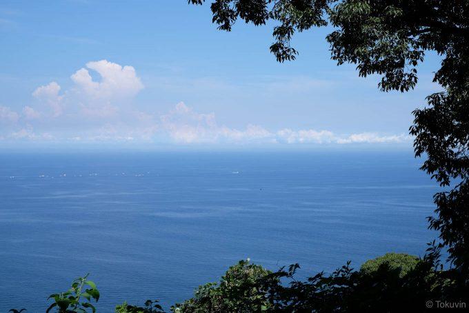 朝日山公園からの眺め