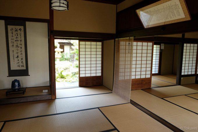 讃州井筒屋敷の母屋