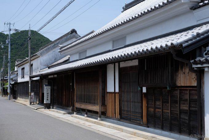 趣のある讃州井筒屋敷