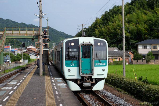 徳島行き 311D