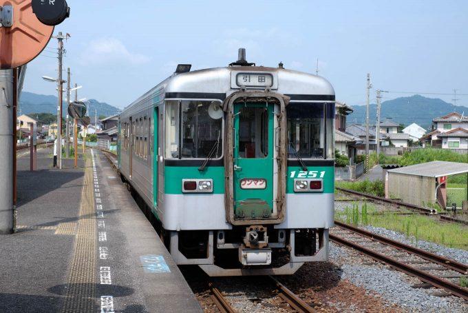 引田行き 4319D