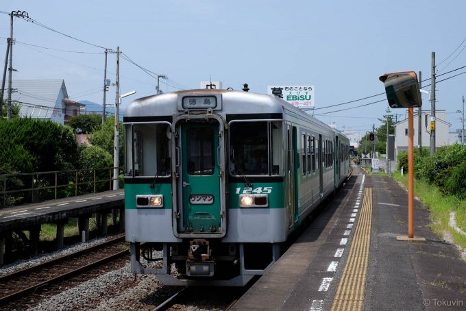 徳島行き 4323D
