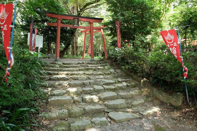 城山稲荷神社