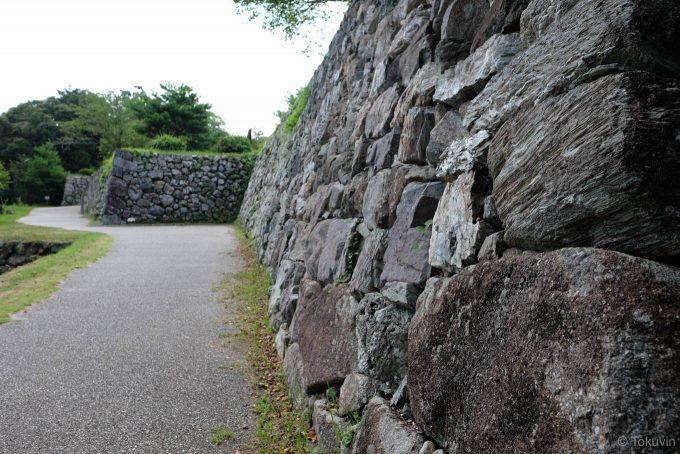 田丸城の石垣