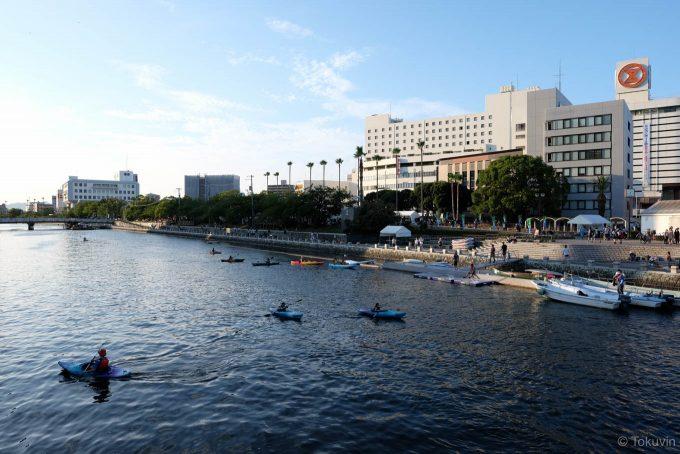 徳島ひょうたん島水都祭2016