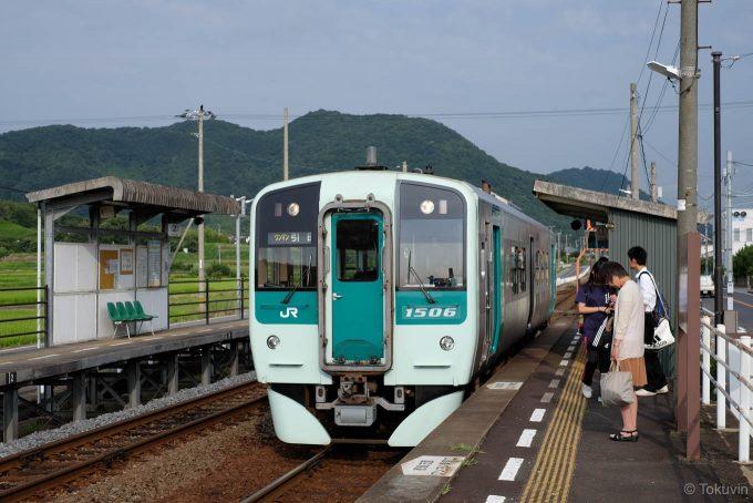 引田行き 4307D