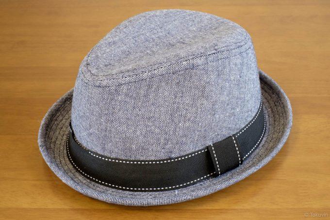 帽子の外観