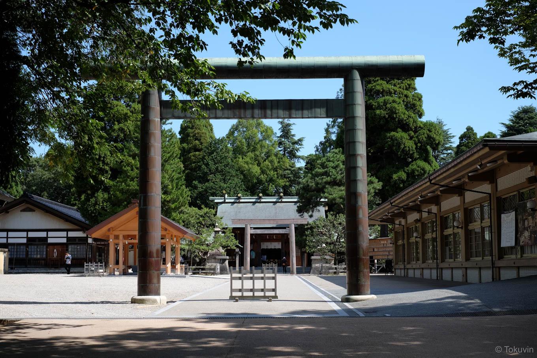 射水神社。