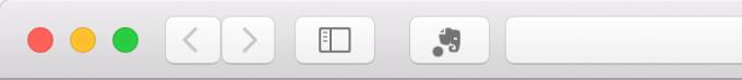 アイコンにはログアウトを示す丸いマーク