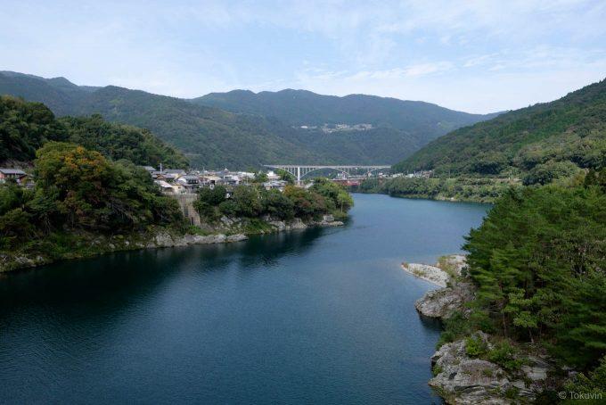 三好橋からの眺め