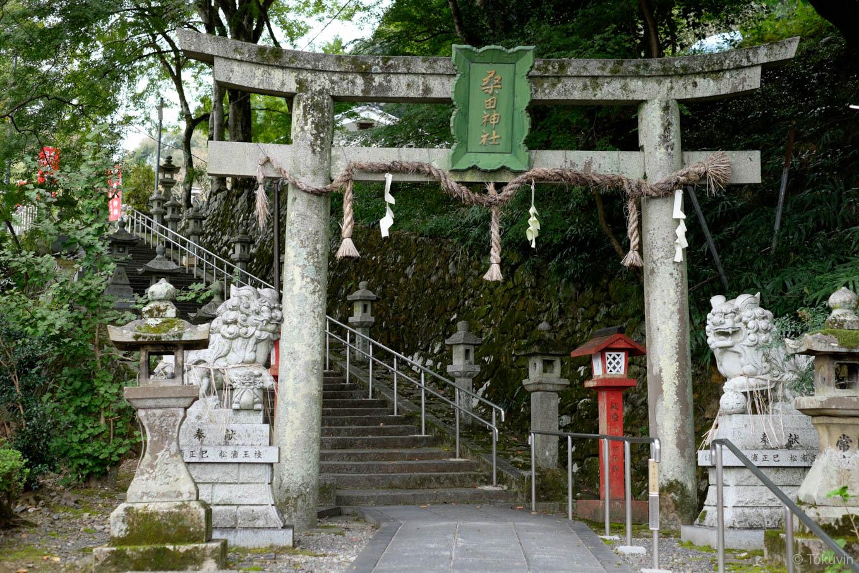 桑田神社。