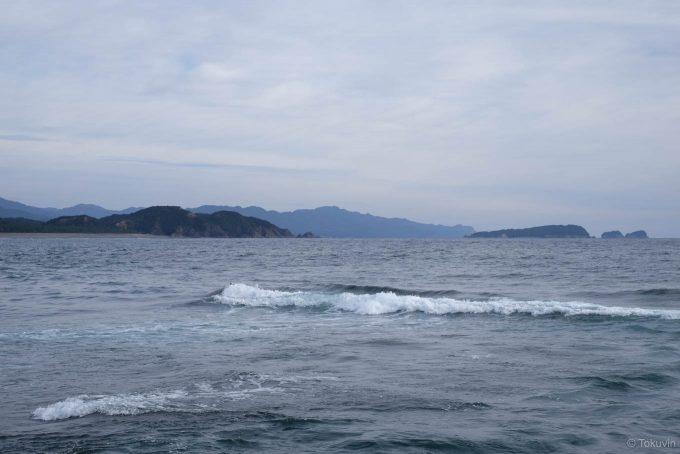 海浜公園の前には太平洋が広がる (X-T1 + XF35mm F1.4R)