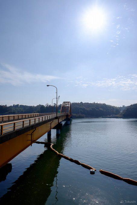 戸馳大橋 (X-T1 + XF16mm F1.4R)