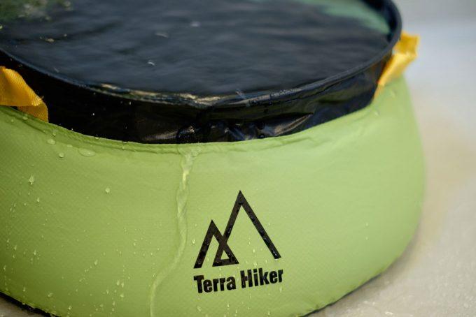Terra Hiker 折り畳みバケツ