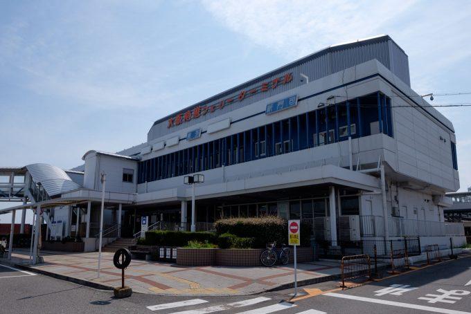 大阪南港フェリーターミナル (FUJIFILM X-T1 + XF16mm F1.4R)