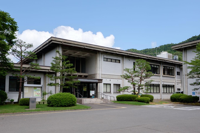 一乗谷朝倉氏遺跡資料館。