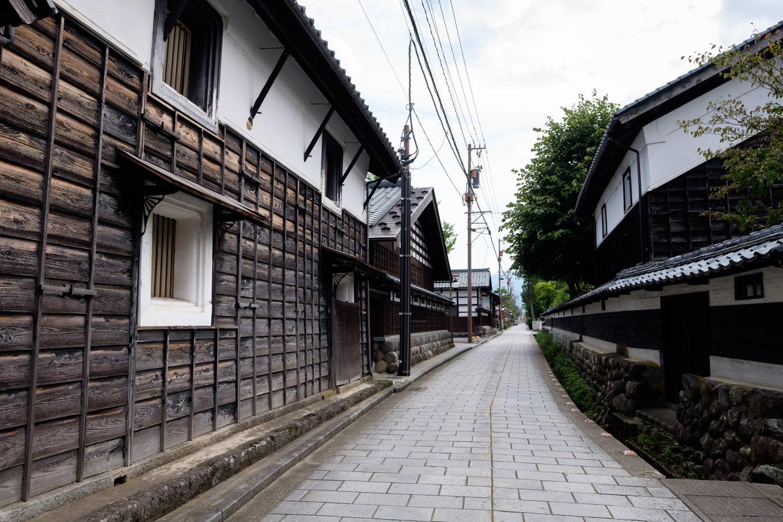 寺町通り。