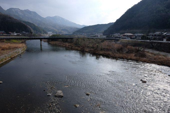 駅近くを流れる千代川 (FUJIFILM X-T1 + XF16mm F1.4R)
