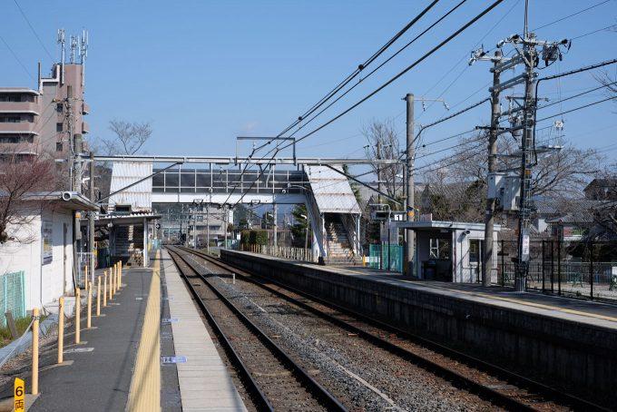 千代川駅構内 (FUJIFILM X-T1 + XF35mm F1.4R)