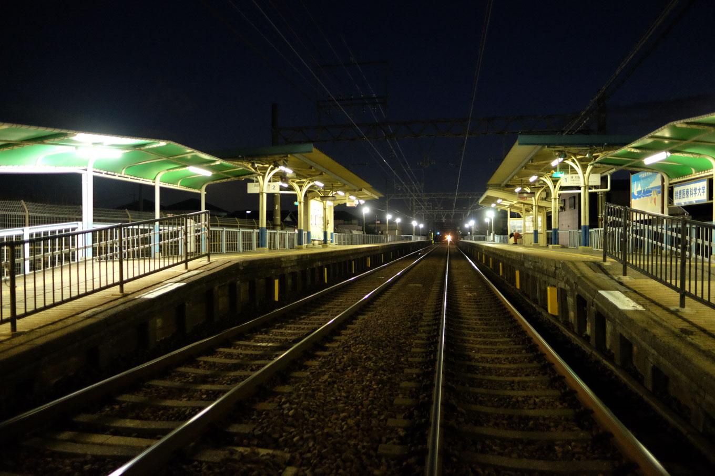 千代崎駅。