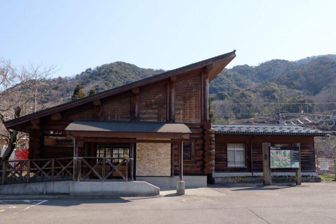 新疋田駅舎 (FUJIFILM X-T1 + XF16mm F1.4R)