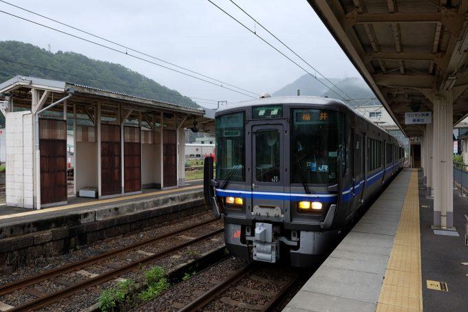 福井行き 1247M (FUJIFILM X-T1 + XF16mm F1.4R)