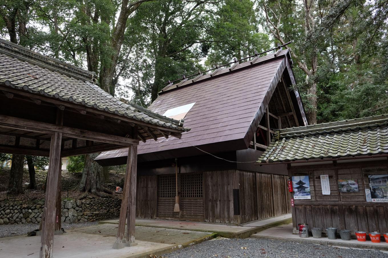 荒井神社。