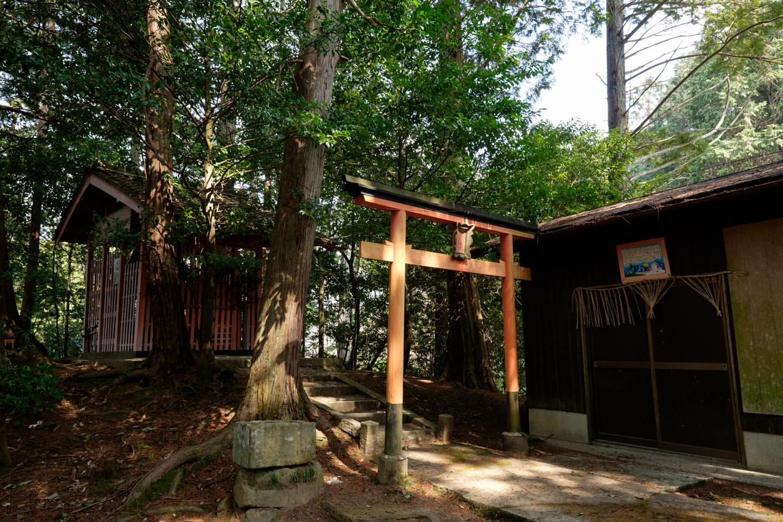 大杉稲荷神社。