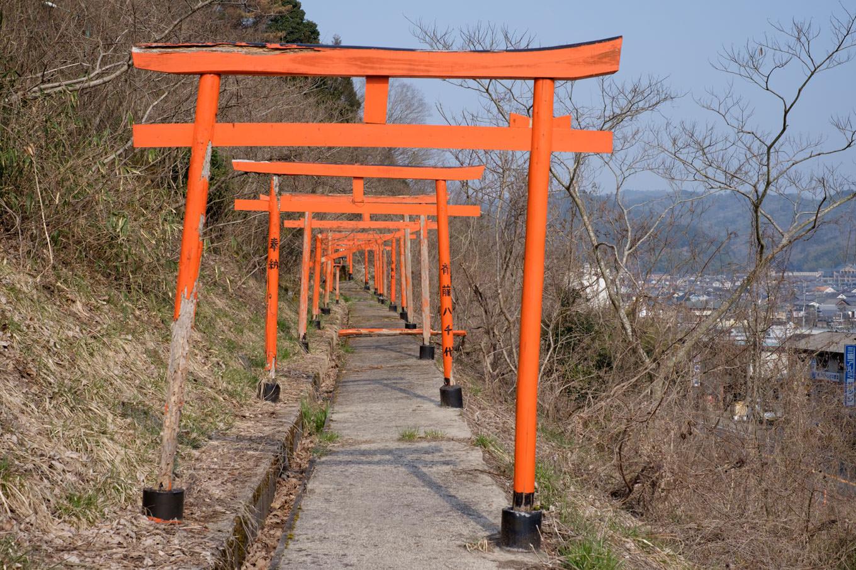 稲荷神社。