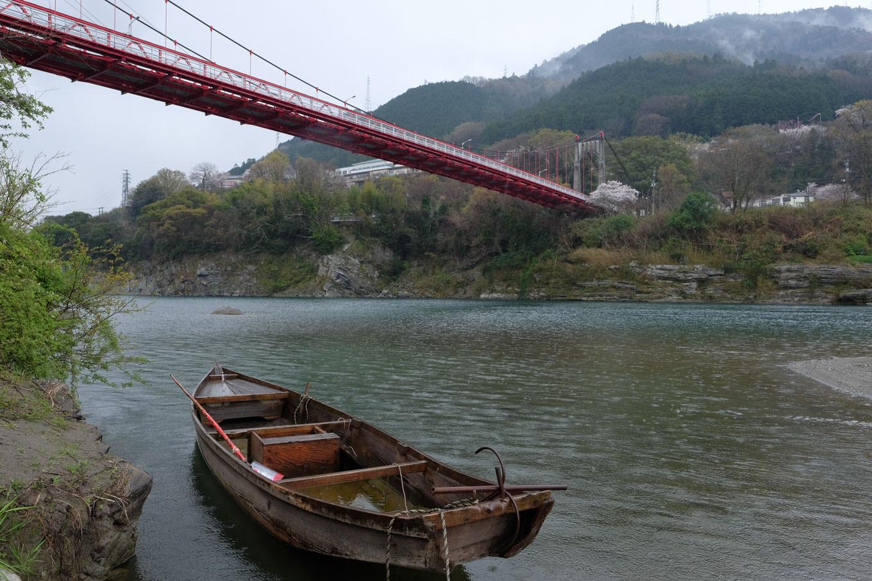 美濃田大橋。